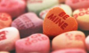 sweet heart candies
