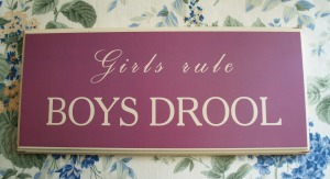 Girls+Rule+Boys+Drool+sign