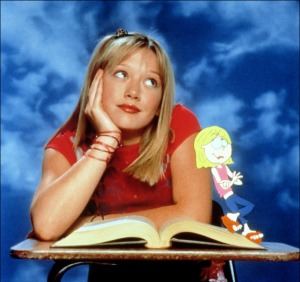 Lizzie McGuire... get inside her head!