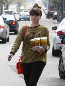 Sophia Bush Out And About In West Hollywood