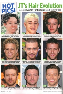 The-evolution-of-Justin-Timberlake