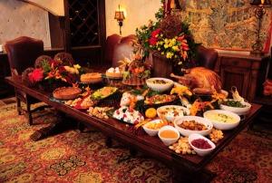 Ah the beautiful feast...