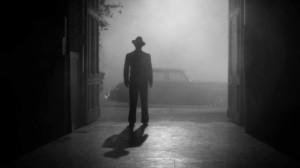 film noir mystery man
