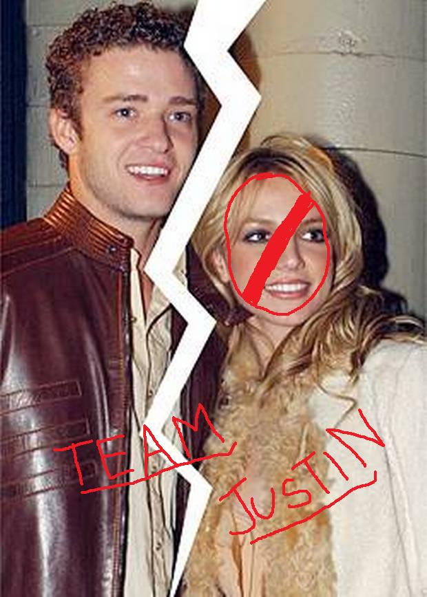 Justin Timberlake Britney Spears 2014