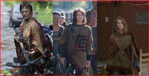 Daryl's poncho