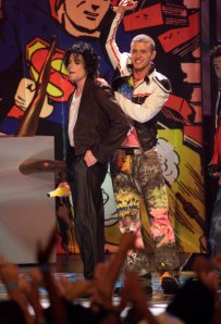 2001 MTV Video Music Awards - Show