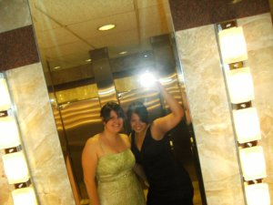The 2009 version of a selfie...yes that's a camera not a phone and this is the infamous #mirrorpicture