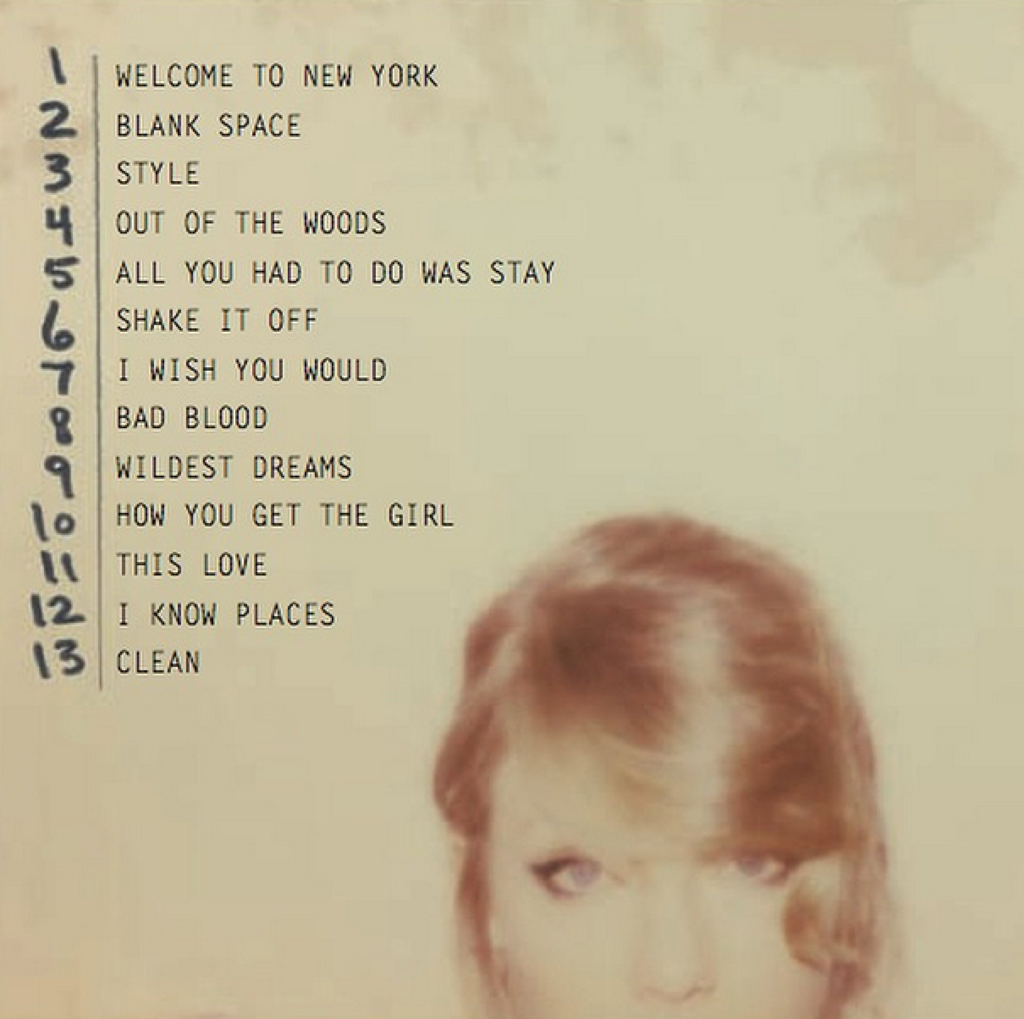 Taylor Swift You Are In Love