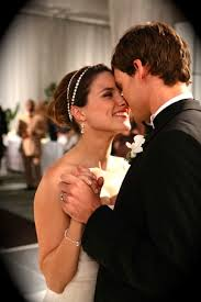 she and he wedding