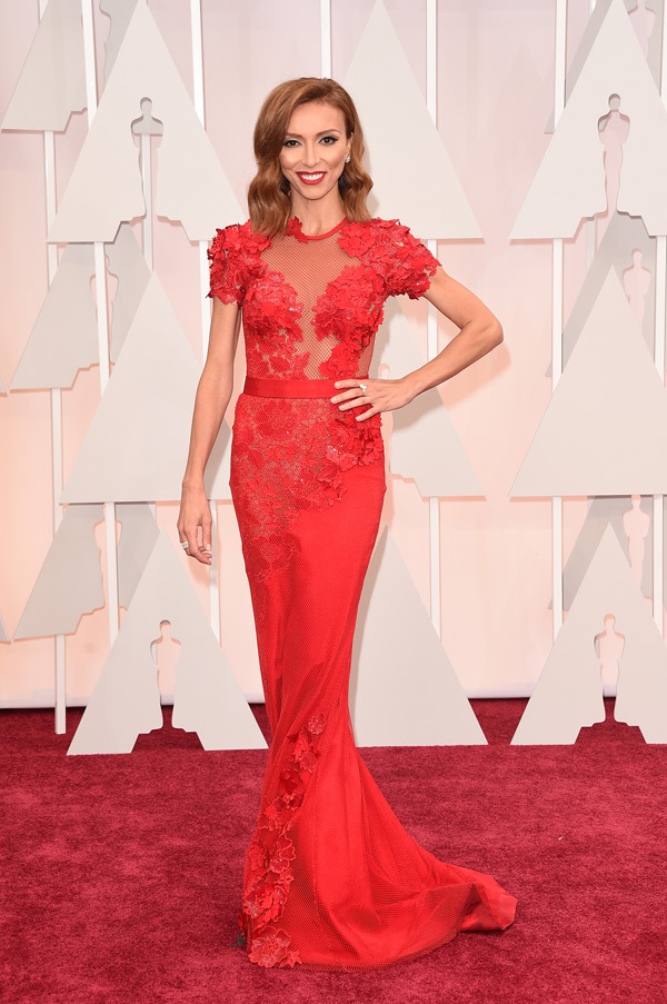 Fashion Police 2015 Oscars giuliana rancic oscars
