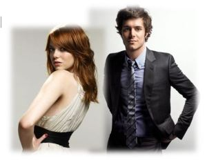 Emma & Adam; #dreamcasting