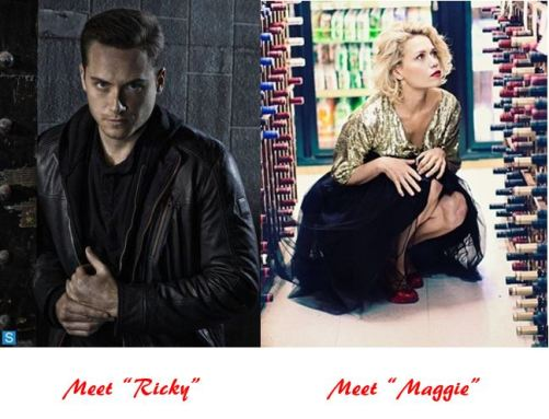 Portrayed By: Jesse Lee Soffer & Bethany Joy Lenz #DreamCasting