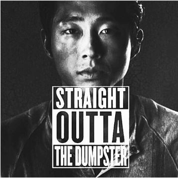 Glenn dumpster