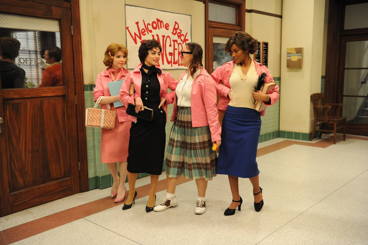 Grease Live Review Michelle Leigh Writes