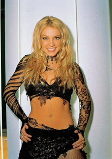 Make Me Britney Spears Fashion Michelle Leigh Writes