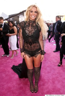 LAS VEGAS, NV - MAY 22: Singer Britney Spears attends the 2016 Billboard Music Awards at T-Mobile Arena on May 22, 2016 in Las Vegas, Nevada. (Photo by Todd Williamson/Getty Images for dcp)