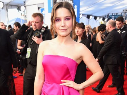 LOS ANGELES, CA - JANUARY 29: Actress Sophia Bush attends The 23rd Annual Screen Actors Guild Awards at The Shrine Auditorium on January 29, 2017 in Los Angeles, California. 26592_009 (Photo by Dimitrios Kambouris/Getty Images for TNT)