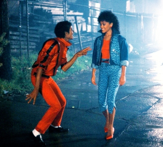 "USA : Michael Jackson dans ""Thriller""- USA-1984/0906262022 (Newscom TagID: null) [Photo via Newscom]"