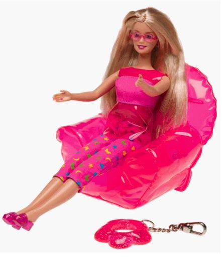 barbie blow up